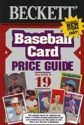 Beckett Baseball Card Price Guide, Vol. 19