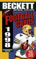 Official Price Guide to Football Cards, 1998