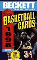 Official Price Guide to Basketball Cards 1998 - James Beckett - Paperback