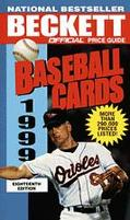 Official Price Guide to Baseball Cards 1999