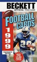 The Official 1999 Price Guide to Football Cards