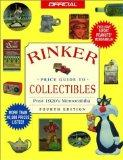 The Official Rinker Price Guide to Collectibles, 4th edition (Official Price Guide to Collec...