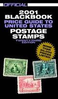 Official 2001 Blackbook Price Guide to United States Postage Stamps - Marc Hudgeons