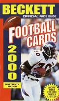 Official Price Guide to Football Cards 2000 - James Beckett
