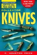 Official Price Guide to Collector Knives