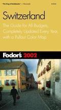 Fodor's 2002 Switzerland