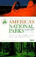 Complete Guide to America's National Parks 1996-97 - Fodor Travel Publications - Paperback