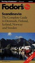 Fodor's Scandinavia: The Complete Guide to Denmark, Finland, Iceland, Norway and Swedan - Fo...