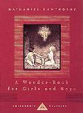Wonder-Book for Girls and Boys