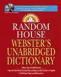 Random House Webster's Unabridged Dictionary and CD-ROM