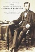 Life and Writings of Abraham Lincoln - Abraham Lincoln - Hardcover - REPRINT