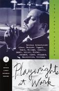 Playwrights at Work The Paris Review