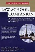 Princeton Review Law School Companion