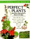 The Random House Book of Perfect Plants - Roger Phillips - Paperback