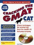 Cracking the Gmat Cat, 1998 With Sample Test on Cd-Rom
