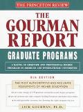 Gourman Report of Graduate Programs - Jack Gourman - Paperback