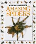 Amazing Spiders - Alexandra Parsons - Paperback