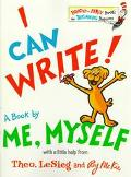 I Can Write! - A Book by Me, Myself - Theo Lesieg - Paperback