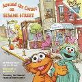 Elmo Goes around the Corner - on Sesame Street - Norman Stiles - Paperback