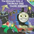 The Midnight Ride of Thomas the Tank Engine - W. Awdry - Paperback