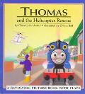 Thomas and the Helicopter Rescue: A Revolving Picture Book with Flaps