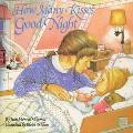 How Many Kisses Good Night - Jean Monrad Monrad Thomas - Board Book - BOARD