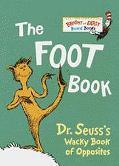 Foot Book Dr. Seuss's Wacky Book of Opposites