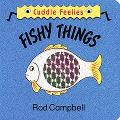 Fishy Things, Vol. 2 - Rod Campbell - Board Book - BOARD