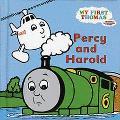 Percy and Harold - Rev. W. Awdry - Board Book