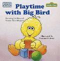 Playtime with Big Bird - Sesame Street - Board Book - BOARD