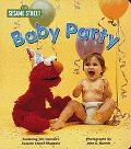 Baby Party - Stephanie St. Pierre - Board Book - BOARD