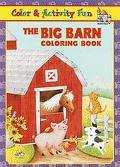 Big Barn Coloring Book