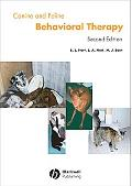 Canine and Feline Behavior Therapy