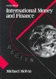 International Money and Finance (6th Edition)