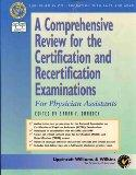 A Comprehensive Review for the Certification and Recertification Examinations (Book with CD-...