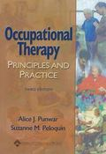 Occupational Therapy Principles and Practice