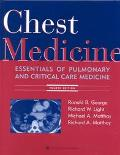 Chest Medicine Essentials of Pulmonary and Critical Care Medicine Essentials of Pulmonary an...