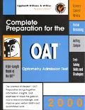 Complete Preparation for the OAT: Optometry  Admission Test