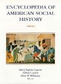 Encyclopedia of American Social History
