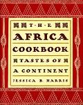 Africa Cookbook Tastes of a Continent