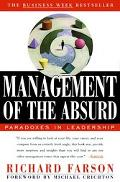 Management of the Absurd Paradoxes in Leadership