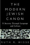 Modern Jewish Canon A Journey Through Language and Culture