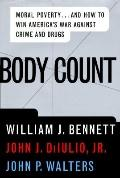 Body Count:moral Poverty...