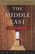 Middle East A Brief History of the Last 2,000 Years