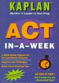 Act In-A-Week