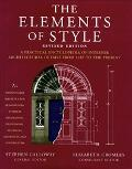 Elements of Style A Practical Encyclopedia of Interior Architectural Details from 1485 to th...