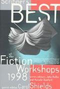 Scribner's Best of the Fiction Workshops 1998