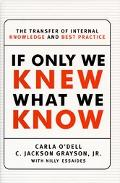 If Only We Knew What We Know The Transfer of Internal Knowledge and Best Practice