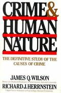 Crime and Human Nature