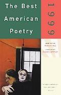 Best American Poetry 1999